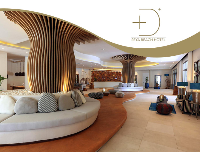 DESİGN PLUS SEYA BEACH HOTEL
