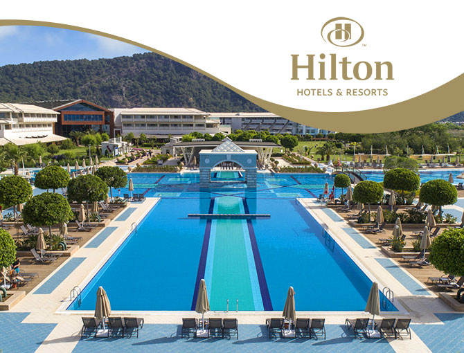HILTON SARIGERME RESORT & SPA