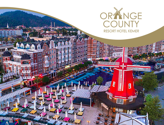 ORANGE COUNTY RESORT HOTEL